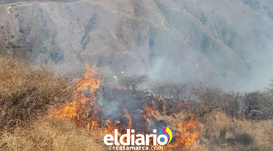 Incendio Avion Hidrante